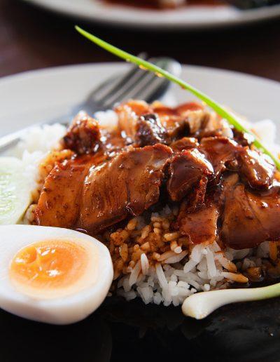 Reis Chinesisch essen in Lohmar