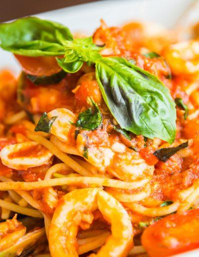 Spaghetti essen in Lohmar